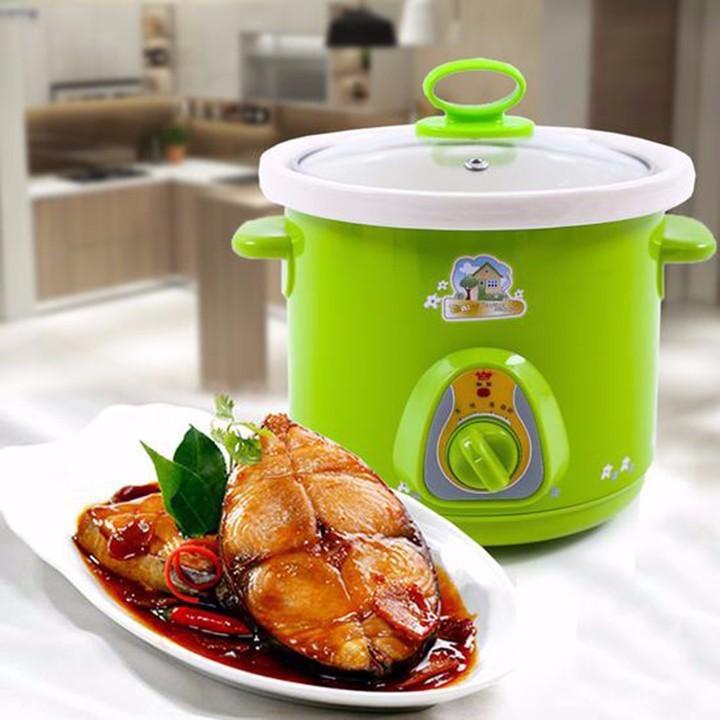 Nồi hầm nấu cháo chậm đa năng cho bé kèm kho thịt, cá lõi sứ cao cấp - 3170404 , 1207075153 , 322_1207075153 , 200000 , Noi-ham-nau-chao-cham-da-nang-cho-be-kem-kho-thit-ca-loi-su-cao-cap-322_1207075153 , shopee.vn , Nồi hầm nấu cháo chậm đa năng cho bé kèm kho thịt, cá lõi sứ cao cấp