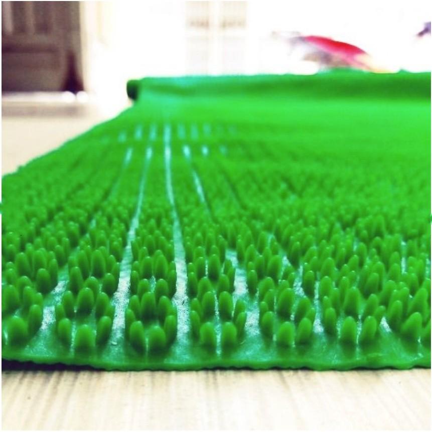 Thảm Nhựa Gai Hoa Cúc (Một Mét dài - Hàng Loại 1)