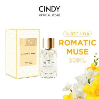 Nước hoa Cindy Bloom Romatic Muse 30ml chính hãng thumbnail