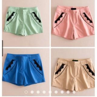 Combo 2 quần sooc nữ chất đẹp, hàng xuất khẩu