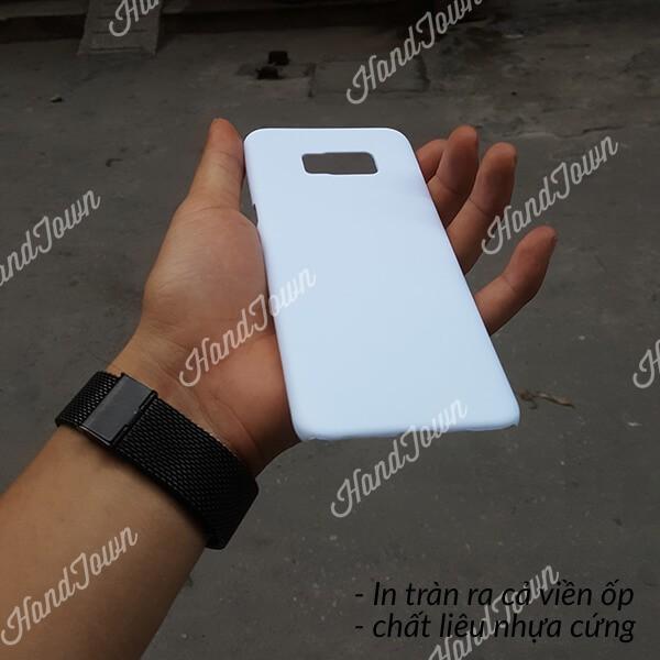 Ốp lưng nhựa cứng nhám cho Samsung Galaxy S8 Plus siêu đẹp giá tốt
