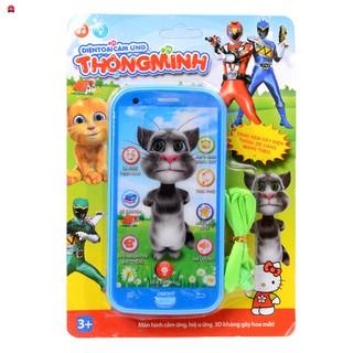 [HOT]Điện thoại mèo tôm biết nói 10 chức năng