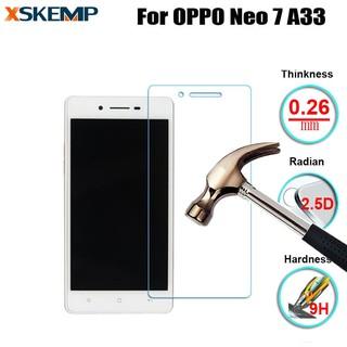 Cường Lực Oppo Neo 7 A33 kèm hộp và khăn lau thumbnail