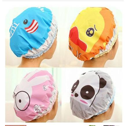 Mũ tắm hình cute