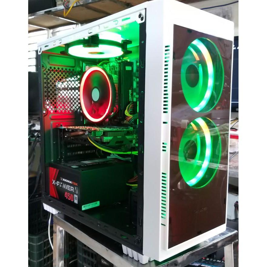 THÙNG CPU CHƠI PUBG, LIÊN MINH,FF4,GTA V Giá chỉ 9.150.000₫