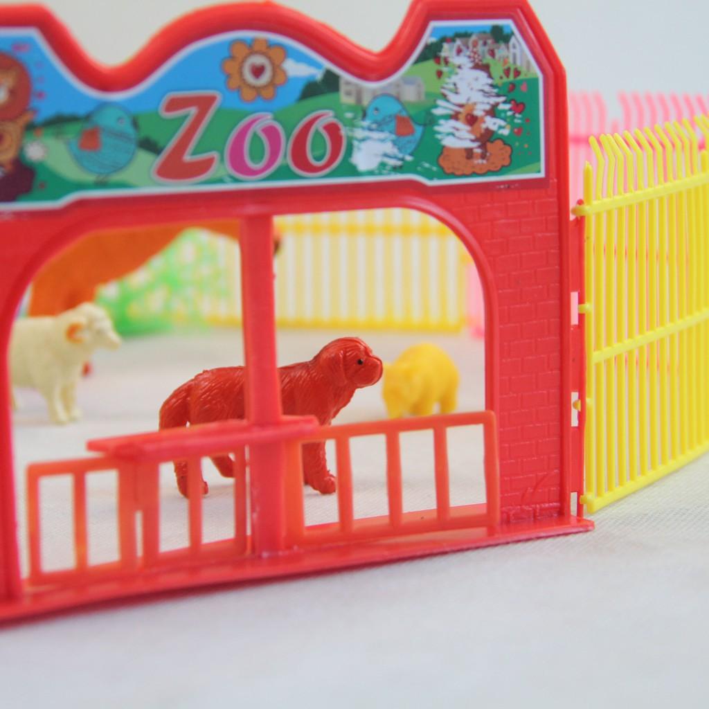 Đồ chơi Long Thủy vườn thú T907