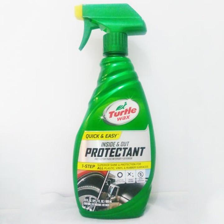 Dung dịch làm bóng vỏ lốp ô tô, chất xịt đánh bóng taplo, lốp vỏ, đánh bóng nội thất ô tô, dưỡng bóng sơn ô tô