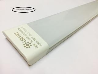 Đèn tuýp Led bán nguyệt đầu vuông 1.2m Sako Led 60W, Bảo Hành 2 năm – HMB STORE