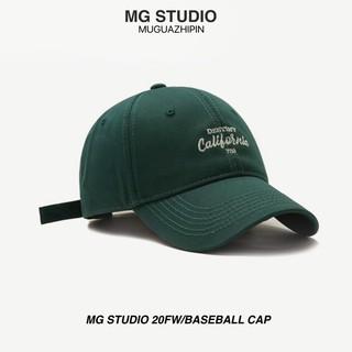 Mũ lưỡi trai MG STUDIO phong cách Hàn Quốc mùa hè