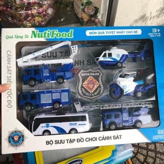 Xe sưu tập cảnh sát