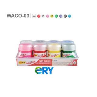 ❌BÁN SỈ❌ Vỉ 8 Màu Nước Colokit WACO-C03