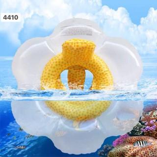 [PHAO BƠI CHO BÉ] phao bơi hoa cúc cho bé, phao có phần ngồi cho bé.