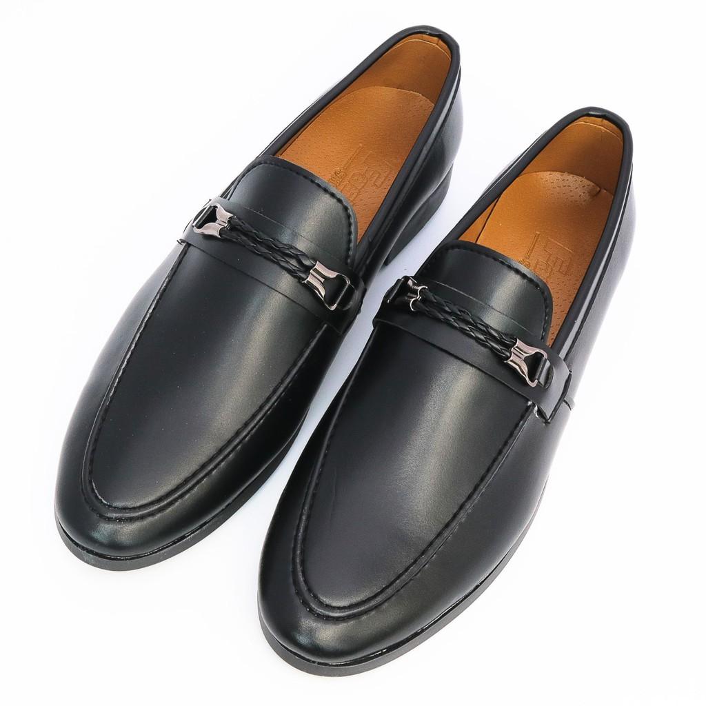 Giày Tây Nam giày Da nam, giày lười nam công sở phong cách lịch lãm ( da cao cấp )