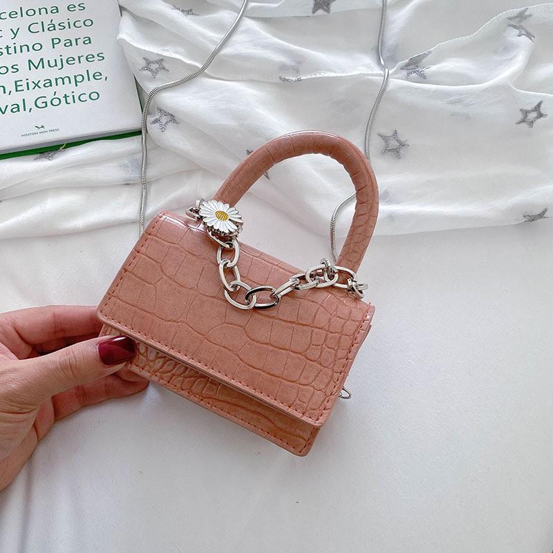 Túi Mini Đeo Chéo Hoa Cúc Họa Mi Siêu Xinh D4242