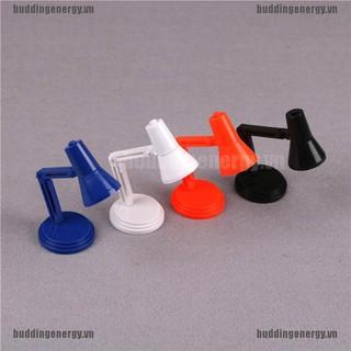 {buddi} Mini Led Reading Lamp Toy for 1/12 Dollhouse Toy Accessories Desk Lamp light{LJ}