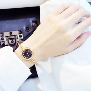Đồng hồ nữ CANDYCAT1 dây thép vòng tay cá tính version 2