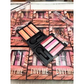 Phấn Mắt Nhũ Sivanna Envy Me Mixed Colors Paint Eyeshadow thumbnail