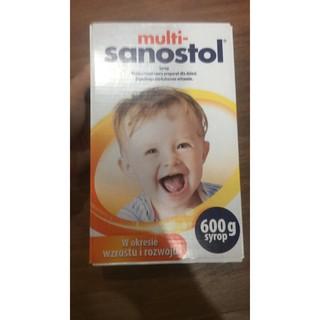 multi-sanostol siro vitamin tổng hợp hàng balan