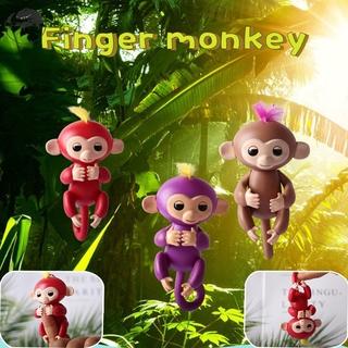 """""""ready stock"""" Children Toys Fingerlings Finger Monkeys Smart Kids Christmas Gifts Toy"""