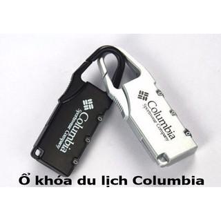 khóa số columbia du lịch thumbnail