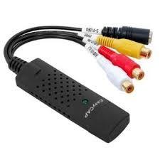 Dây cáp Easycap USB 2.0 Ghi chương trình TV-VCD-DVD-Camera -dc975