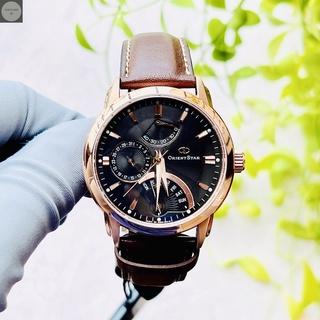 Đồng hồ nam Orient Star SDE00003B0 dây da chính hãng thumbnail
