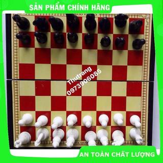 [Trợ giá] Bộ cờ vua nam châm (KT 27,5cmx27,5cm)_Hàng tốt