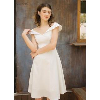Đầm gấm Luxury GUMAC nguyên tag – size L