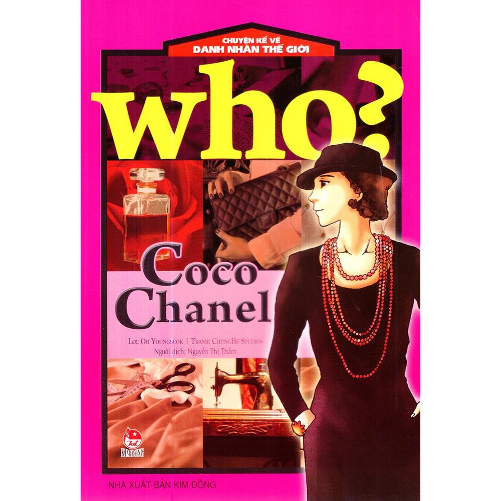 Sách - Chuyện Kể Về Danh Nhân Thế Giới - Coco Chanel