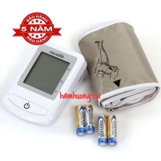 Huyết áp điện tử bắp tay Microlife Model 3NZ1-3