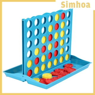 [SIMHOA] Connect-4 Game Kids Family Friends Party Game Playset