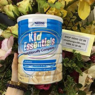 Sữa bột cho trẻ từ 1-10 tuổi Kid Essentials (800g) thumbnail