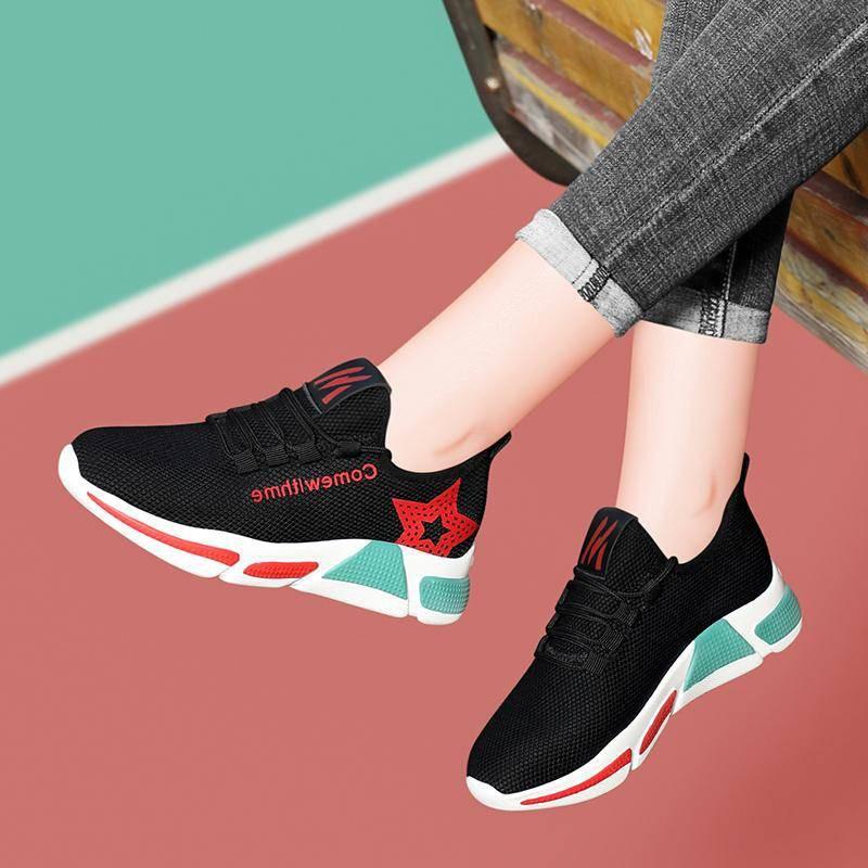 รองเท้ากีฬาดาวรองเท้าลำลองรองเท้าผู้หญิงรองเท้าวิ่ง