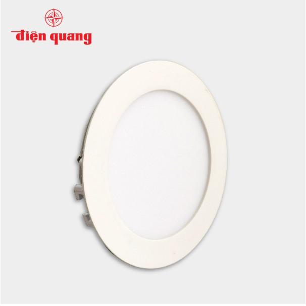 Bộ Đèn LED Panel tròn Điện Quang ĐQ LEDPN04 12765 170  (12W daylight F170)
