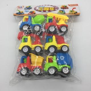 Xe Đồ Chơi Công Trình Mini (XE613-20)