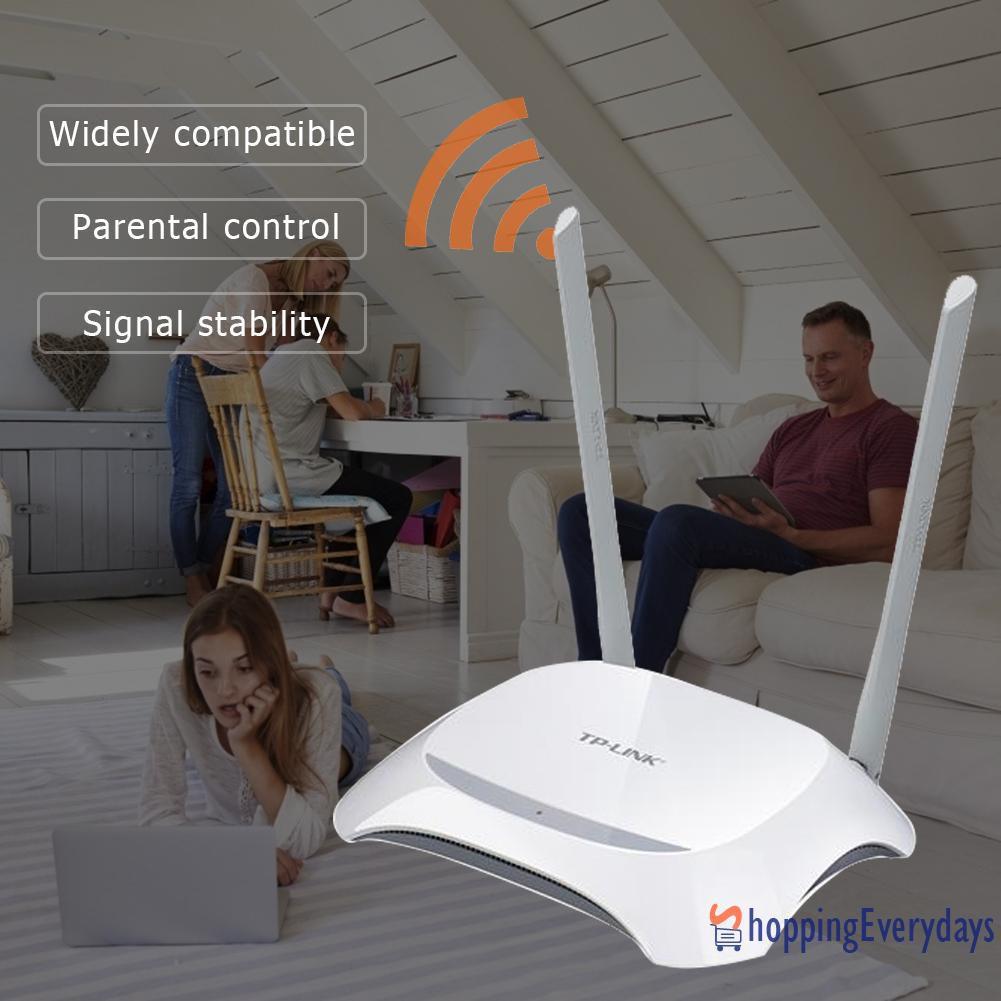 Thiết Bị Khuếch Đại Sóng Wifi Không Dây Sv Tp-Link Tl-Wr842N 300m