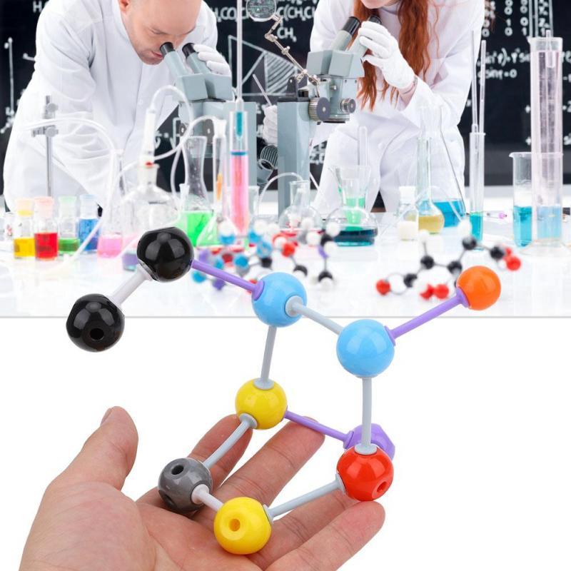 Mô hình phân tử hóa học dùng làm mô hình phân tử hóa học
