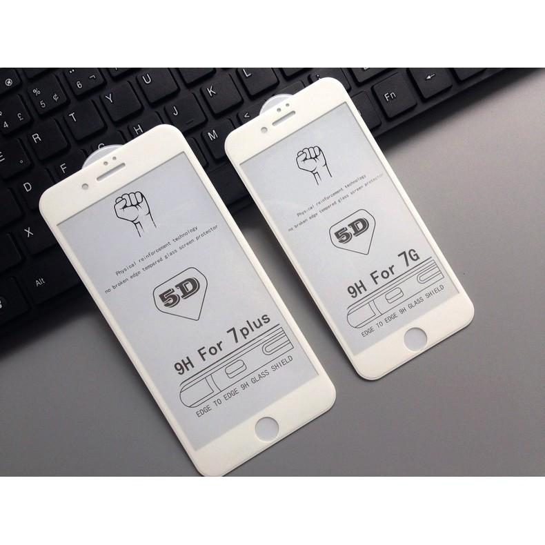 Kính Cường Lực 5D Iphone 7 Plus / 8 Plus Full Màn Hình - 2433794 , 601522814 , 322_601522814 , 69000 , Kinh-Cuong-Luc-5D-Iphone-7-Plus--8-Plus-Full-Man-Hinh-322_601522814 , shopee.vn , Kính Cường Lực 5D Iphone 7 Plus / 8 Plus Full Màn Hình