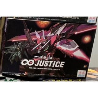 Mô hình Gundam Justice Model Fighter Scale 1/144 !