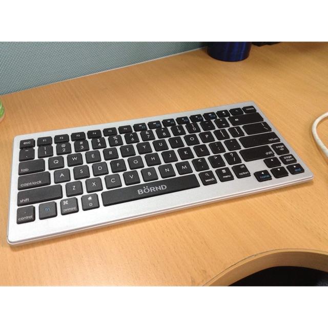Keyboard Bluetooth Bornd B33 Giá chỉ 290.000₫