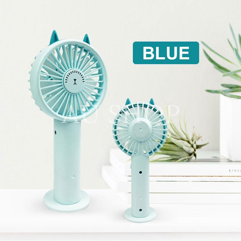AUS USB Fan Desktop Portable Fan Mini Fan Giá chỉ 66.329₫