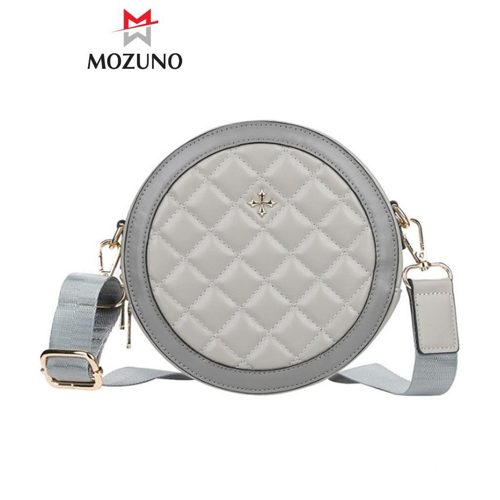 Túi Đeo Chéo Nữ Thời Trang Chính Hãng BAELLERRY Đi Chơi Phong Cách Hàn Quốc Siêu Hót Siêu Đẹp BR33 - Mozuno
