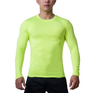 Áo Body Thể Thao, Bóng Đá, Tập Gym Nam Tay Dài Siêu Co Giãn Cao Cấp 8