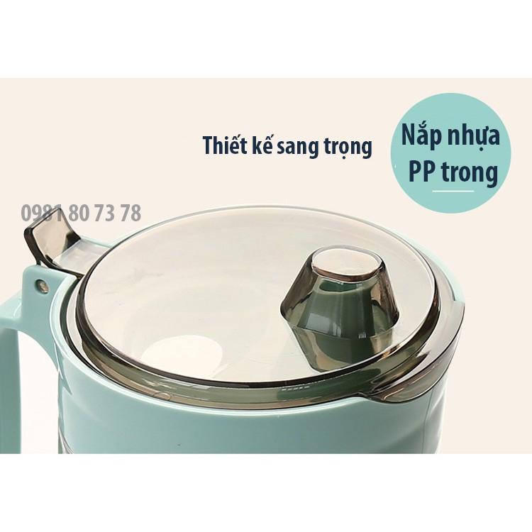 Bình thủy tinh đựng dầu ăn, nước mắm, nước tương, gia vị - 650ml