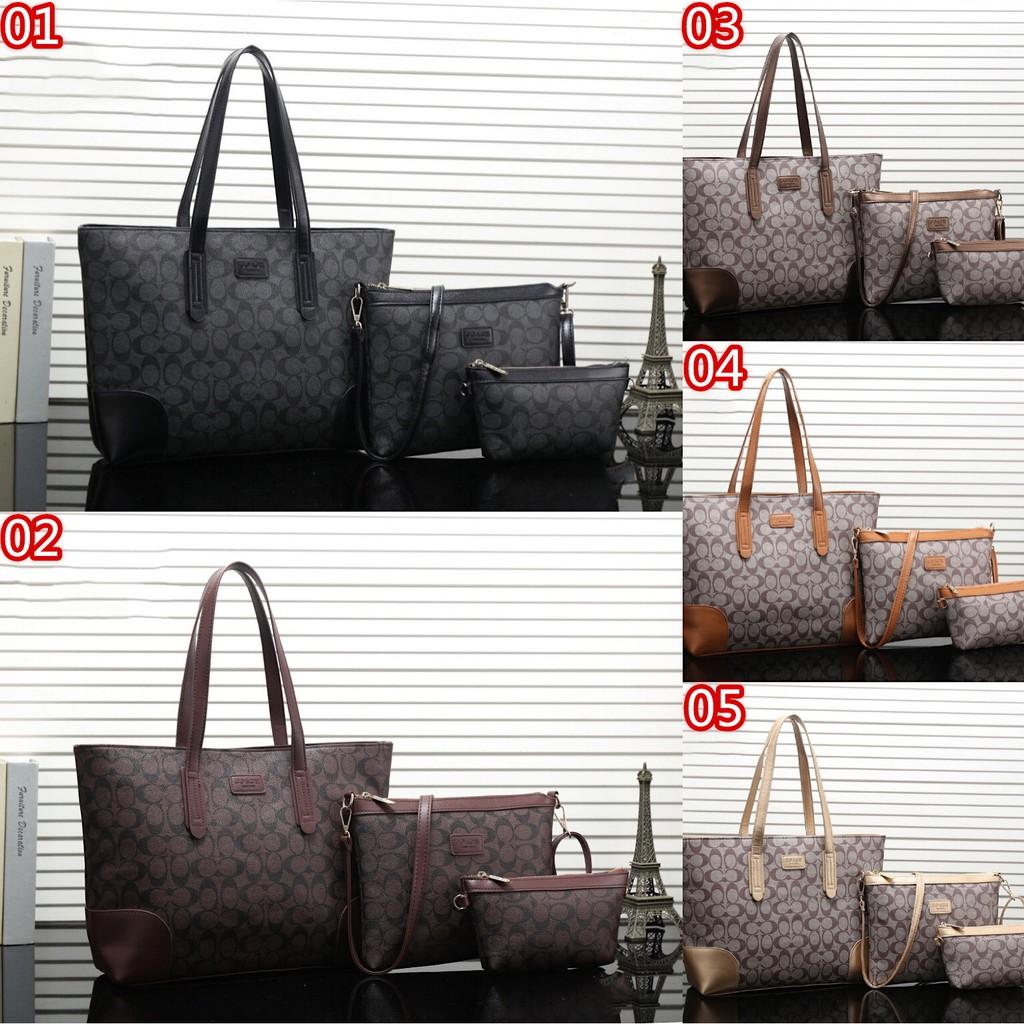 กระเป๋าโค้ชกระเป๋าสะพายข้างเกวียนกระเป๋าช้อปปิ้งกระเป๋าสะพายไหล่แบบสบาย ๆ F29208