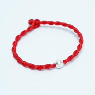 Hình ảnh Vòng tay chỉ đỏ hạt bạc 925 ANTA Jewelry ATJ3300-5