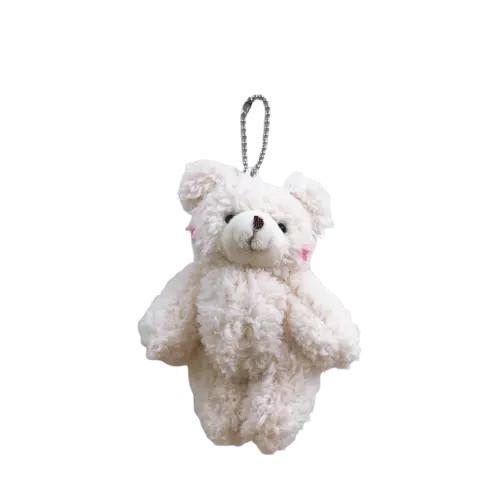 Móc Khóa Hình Gấu Bông Xinh Xắn Đáng Yêu