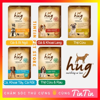 """Pate Dinh Dưỡng Cho Chó HUG Cho Chó Gói 120 Gram giá chỉ còn <strong class=""""price"""">800.000.000đ</strong>"""