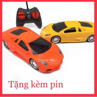 (SIÊU XE) Xe ô tô điều khiển từ xa 4 chiều an toàn cho bé – đồ chơi cho bé
