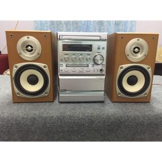 dàn âm thanh mini kenwood sk3md (nội địa nhật, điện 110v)